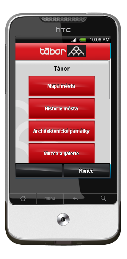 Obrázek mobilní aplikace Click